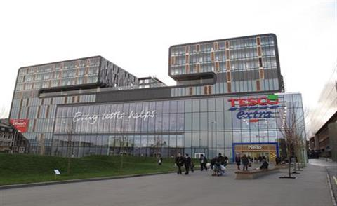 Woolwich Central Tesco