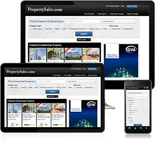 PropertySales.com on all platforms