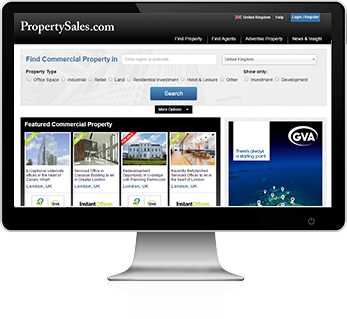 Advertise Your Property with PropertySales.com
