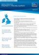 Property Pricing Survey, July 2012