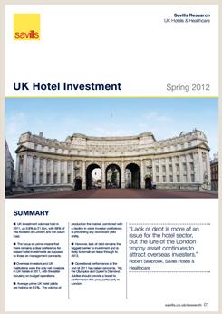 Asian Cities Report - Hong Kong Investment