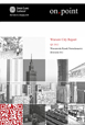 Warsaw City Report, Q3 2012