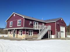 Light Industrial building with offices, shop & residential unit
