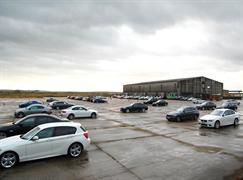 Hangar 8 & Compound