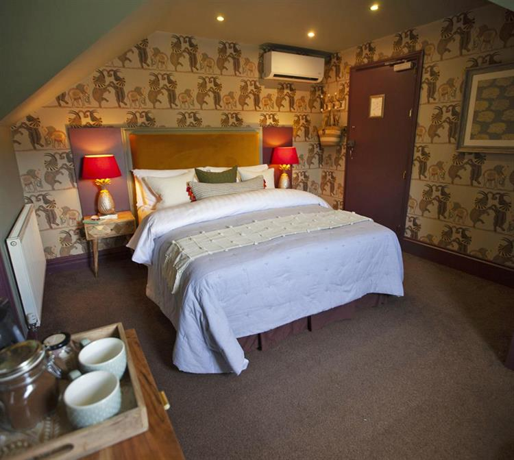 Hotel To Let In Boutique Hotel Chocolate Boutique Hotel 5 Durley Road Bournemouth Dorset Bh2 5jq