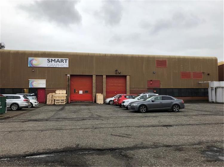 Warehouse To Let In South Douglas Street Clydebank